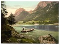 Hintersee, general view, Upper Bavaria, Germany-LCCN2002696230.tif