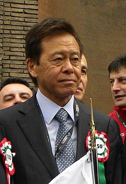 安藤裕康 (外交官) - Wikipedia