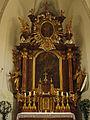 Hochaltar in der kath. Pfarrkirche hll. Peter und Paul in Weitra.jpg