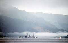 Holy Loch Refit Site One