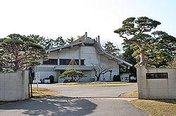 本間美術館(2007年1月)
