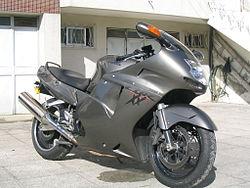 Honda Cbr 1100 Xx Super Blackbird Wikipedie