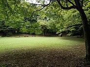 Honmaru Compound of Takiyama Castle