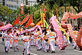 Honolulu Festival Parade - Dragon Dance (7015710937).jpg