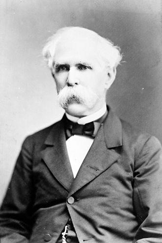 United States Secretary of Agriculture - Image: Horace Capron