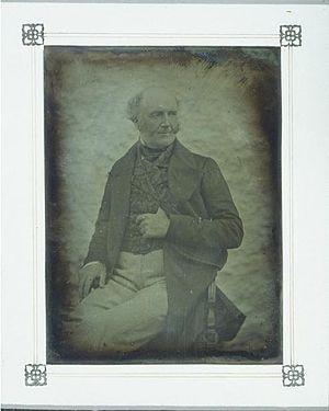 Horatio Ross - Self-portrait of Horatio Ross. V&A Museum no. 242-1946