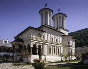Horezu Monastery - Church of the Horezu Monastery