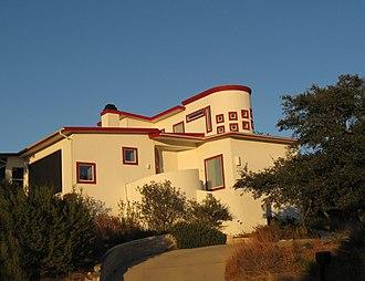 Lago Vista, Texas - House in Lago Vista