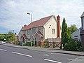 Houses, Avenue Road, Lymington - geograph.org.uk - 1475822.jpg
