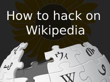 How to hack on Wikipedia.pdf