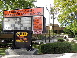 Hudson County Schools of Technology - North Bergen campus