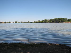 Ciudad Obregón - Nainari Lagoon