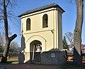 Humniska, dzwonnica przy kościele św. Stanisława Biskupa (HB4).jpg