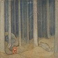 Humpe in the woods by John Bauer 1913.jpg