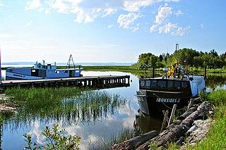 Hurkett Dispersed rural community in Ontario, Canada