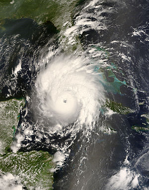 Hurricane Gustav - Image: Hurricane Gustav 30 Aug 2008 1605z