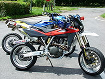 Husqvarna Supermotards