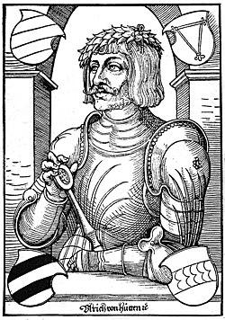 Ulrich Von Hutten Wikipedie