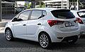 Hyundai ix20 Classic – Heckansicht (1), 26. Juni 2011, Düsseldorf.jpg