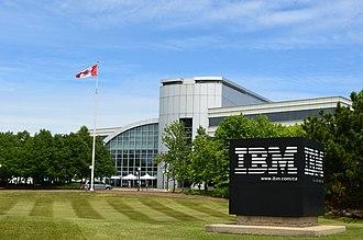 Milliken, Ontario - IBM Canada Head Office Building in Milliken Mills West