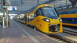 NS 3103 op station Rotterdam Centraal