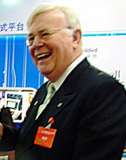 Patrick Joseph McGovern Billionaire businessman and entrepreneur