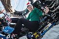 ISS-50 Peggy Whitson sent holiday greetings from the cupola.jpg