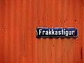 IS - Reykjavik - Sign - Höfuðborgarsvæðið - Frakkastigur - Road Trip (4889896465).jpg