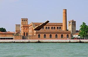 Università Iuav di Venezia - Image: IUAV DSC 0204w