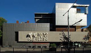 Ian Potter Museum of Art Art museum in Victoria, Australia