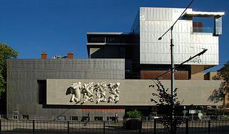 Fender Katsalidis Architects - Image: Ian Potter Museum of Art 2010