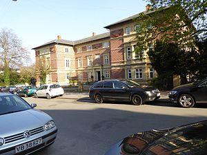 Frederiksberg Åndsvageanstalt - Frederiksberg Åndsvageanstalt
