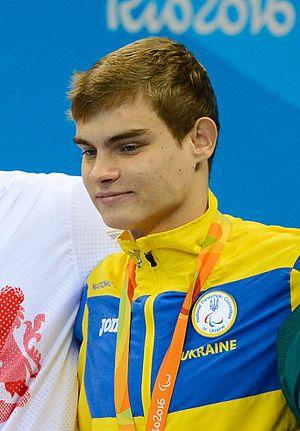 Ievgenii Bogodaiko - Image: Ievgenii Bogodaiko Rio 2016