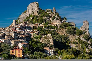 Pennadomo Comune in Abruzzo, Italy