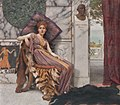 Il dolce far niente, by John William Godward.jpg