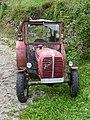 Im Tal der Feitelmacher, Trattenbach - Traktor Steyr 190 (5).jpg