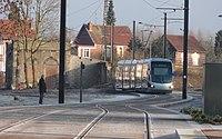 Inauguration de la branche vers Vieux-Condé de la ligne B du tramway de Valenciennes le 13 décembre 2013 (117).JPG