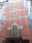 Independence Hall during restoration (2011) 02.JPG