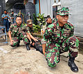 Indonesian sailors participate in a mass casualty training scenario as part of exercise Cooperation Afloat Readiness and Training (CARAT) Indonesia 2013 in Jakarta, Indonesia, May 24, 2013 130524-N-NX489-076.jpg
