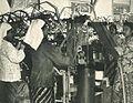 Indonesian women in textile factory, Wanita di Indonesia p95 (Ministry of Information).jpg
