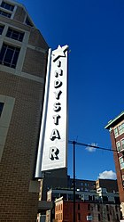 IndyStar marquee