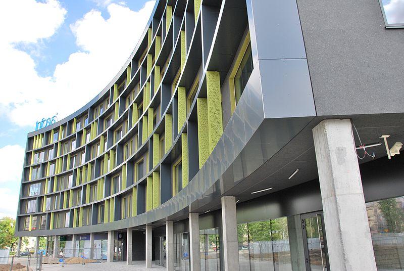 File:Infosys building 03, Łódź 2013.jpg
