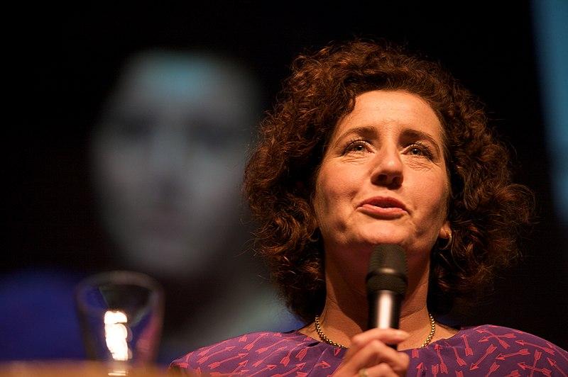 File:Ingrid van Engelshoven D66 Congres Breda.jpg