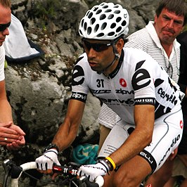 Íñigo Cuesta in de Tour de France 2009