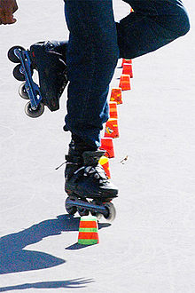 Roller skating - Wikipedia, the free encyclopedia