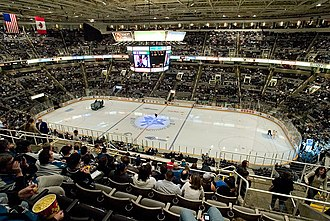 2009–10 NHL season - HP Pavilion