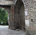 Inside view of the upper gate of Samuel's fortress.jpg