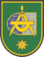 Insignia of the Military Cartography Centre (Lithuania).png