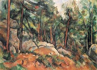 Intérieur de forêt (Forest Interior)