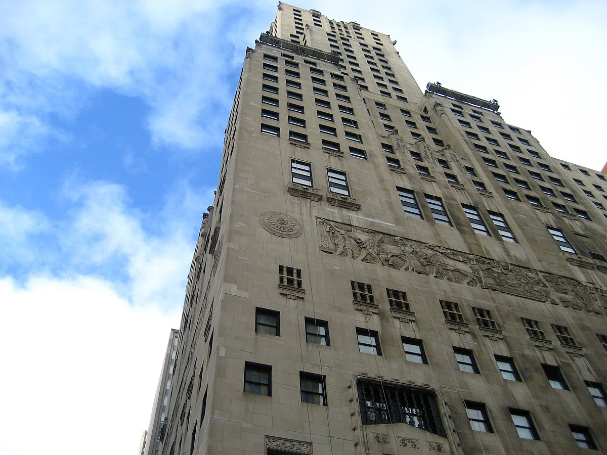 Hotels In Chicago >> InterContinental Chicago Magnificent Mile - Wikipedia